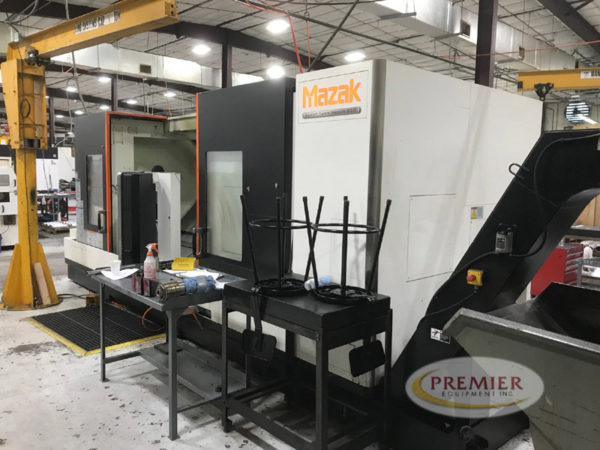 Mazak Slant Turn Nexus 500