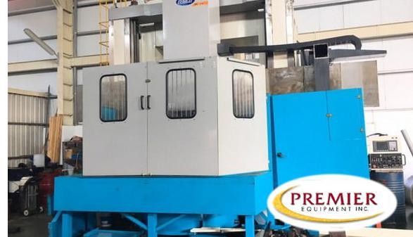 Femco VL-25M CNC VBM with Milling (2015)
