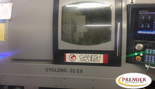 Ganesh Cyclone 32CS (2016)