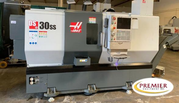 Haas DS30SS - 2016