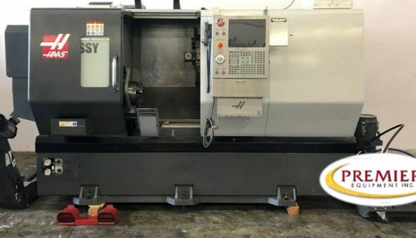 Haas DS-30SSY - 2016