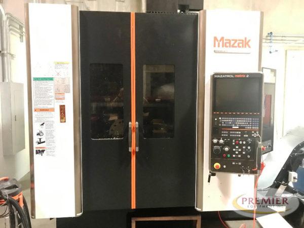 MAZAK VARIAXIS J600-5X - 2016 1