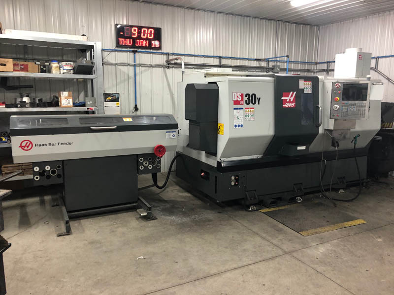 Haas DS30Y