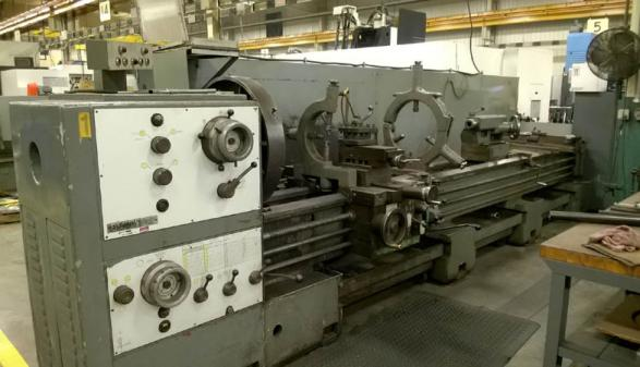 1975 Summit 26-4 x 160 Engine Lathe