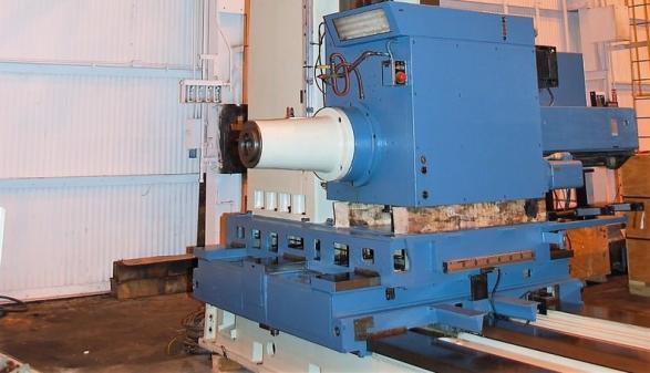 "Union BFP130 5.12"" CNC Floor Type HBM - 1994"