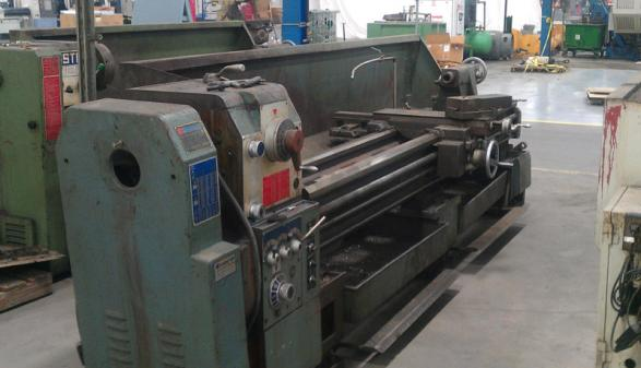 1997 Chihung CH97-57 Manual Engine Lathe