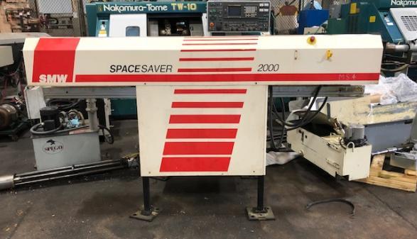 SMW Spacesaver 2000 Barfeeder - 2000