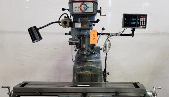 CLAUSING KONDIA MODEL FV-300 VERTICAL MILL (1998)