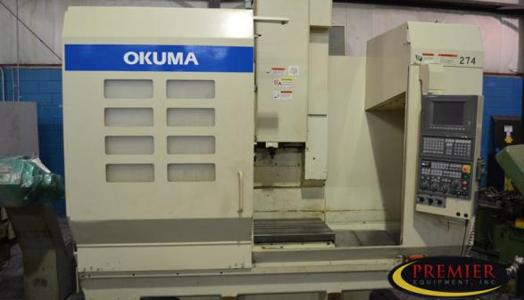 Okuma MC-V4020 (1998)