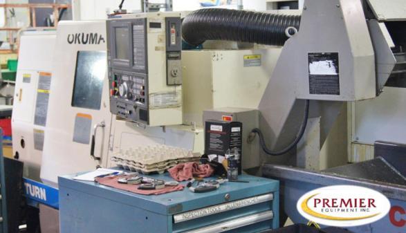 OKUMA LB300-M/500 - 1999
