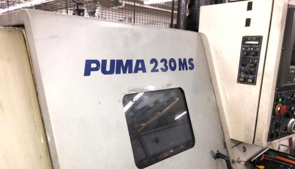 DAEWOO PUMA 230MS - 1999