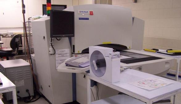 Orbotech Infinex 3500SR AOI for PCB - 2007