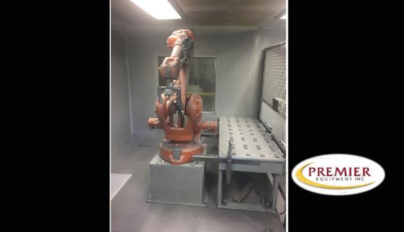 ABB IRB2400 M98A Robot