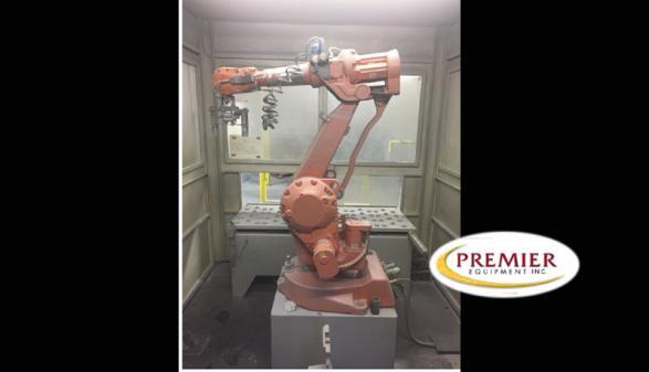 ABB S4CPLUS M2000 Robot No.3