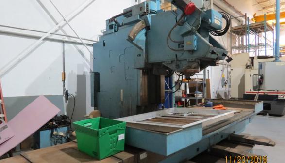 CINCINNATI 20V-80 5-Axis Mill
