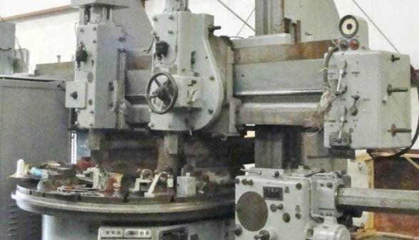 """Froriep 10 KZ 230 92"""" Vertical Boring Mill"""