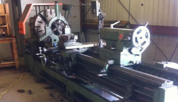 Kingston HR3000 Engine Lathe