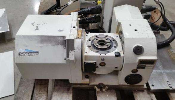 Yukiwa TNT130L Tilting Rotary Table