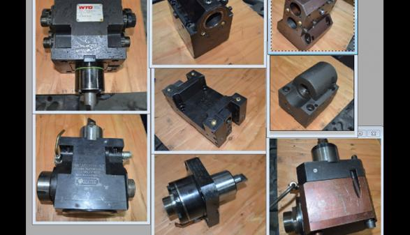Tooling Live and Static for Mori Seiki NL or NLX 1500-3000