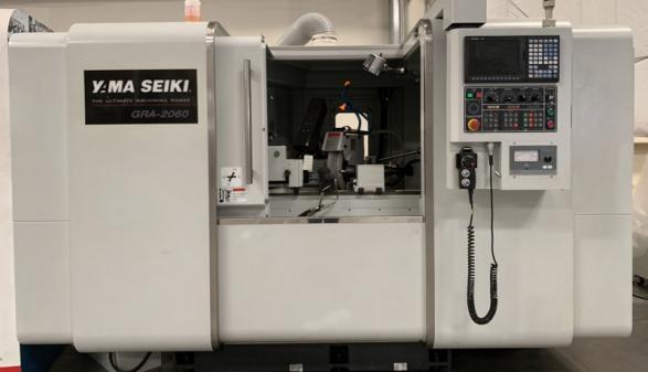 Yama Seiki GRA-2060 Angular CNC Cylindrical Grinder