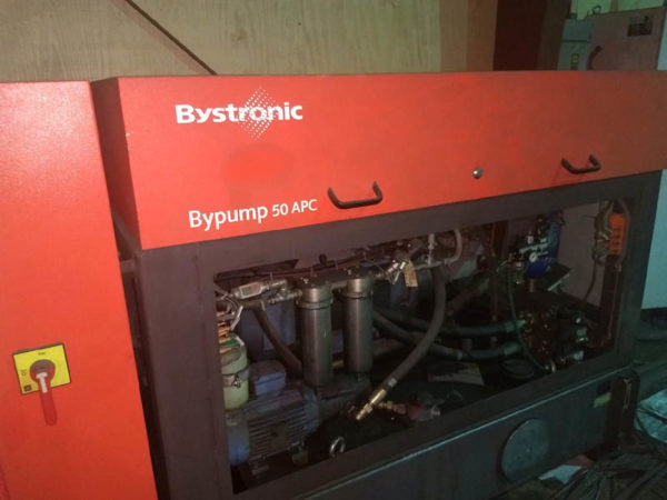 Bystronic ByJet Smart 3015 Waterjet Cutting Machine - 2005 1
