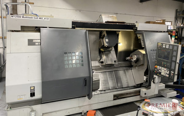 Mori Seiki MT-2500SZ / 1500 - 2005 1