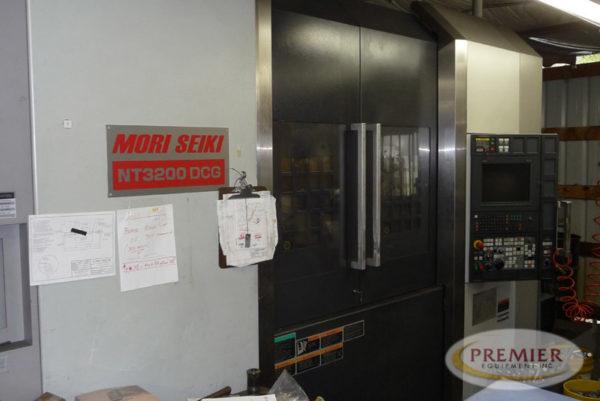Mori Seiki NT-3200DCG/1000SZ - 2009 1