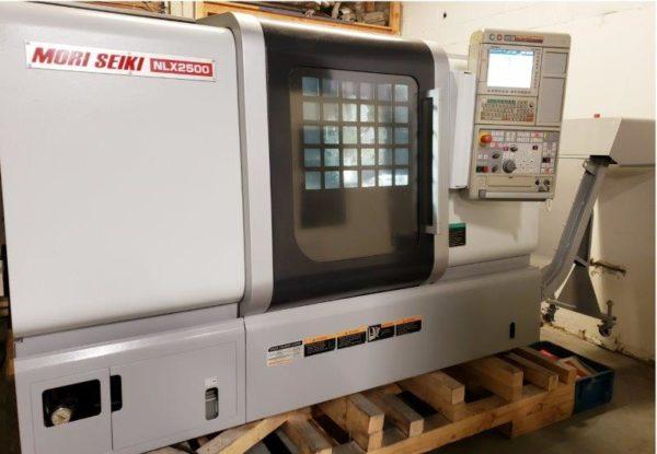 Mori Seiki NLX-2500 - 2011 1