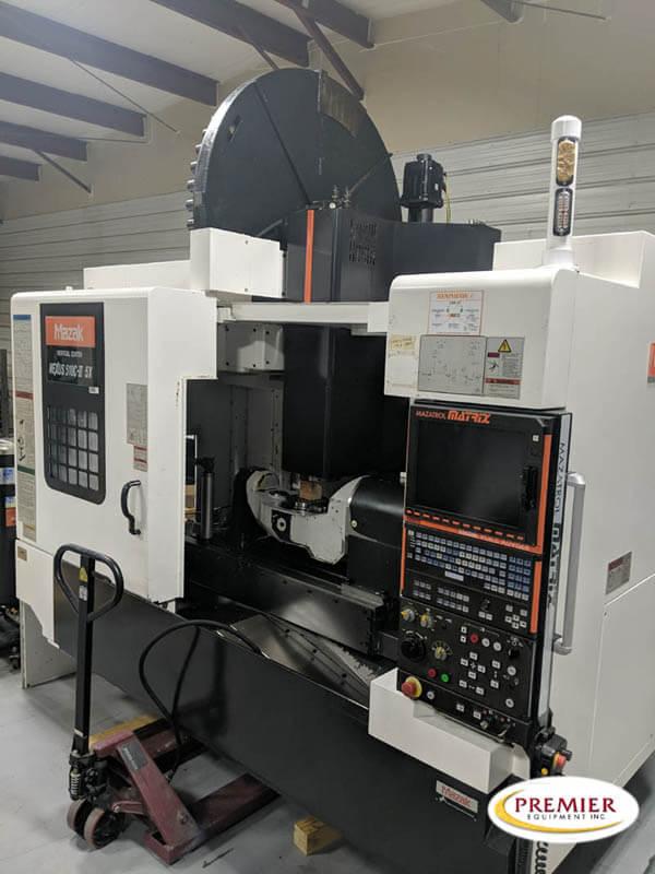 Mazak VCN510C-5X