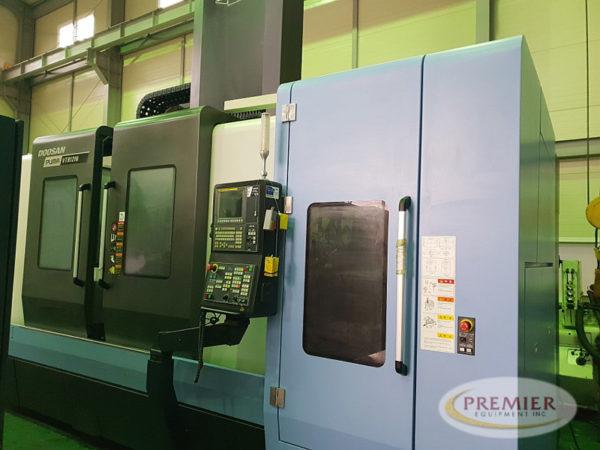 Doosan VTR-1216 CNC VTL - 2016 1