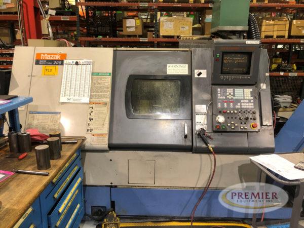 Mazak SQT-200 - 1996 1