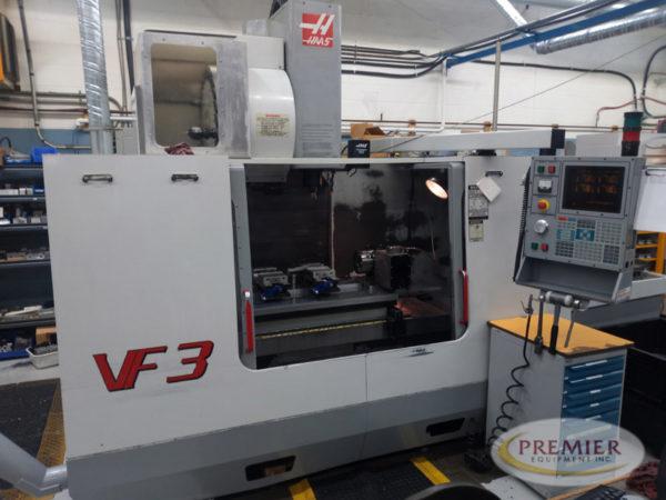 Haas VF-3 (2-Pallet) - 2000 1