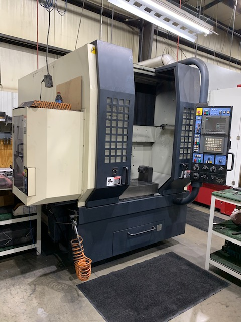 Makino SNC64 with Graphite Package - 2001 1