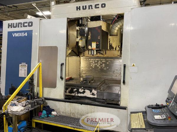 Hurco VMX64/50T - 2003 1