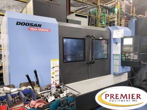 Doosan Mynx 6500/50 - 2014 1