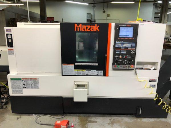Mazak QT Smart 200 - 2015 1