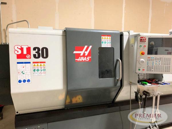 Haas ST-30 - 2018 1