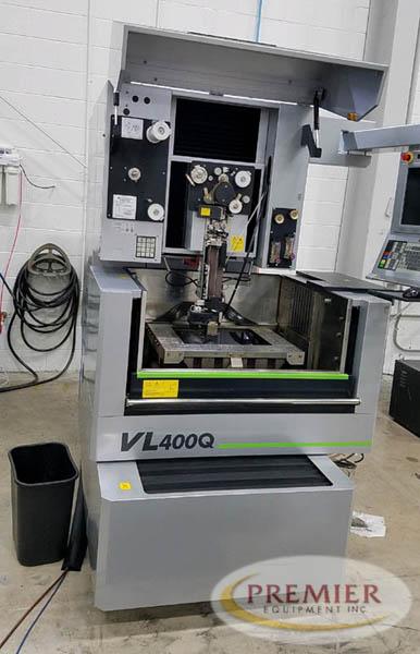 Sodick VL400Q CNC Wire-Cut EDM - 2019 1