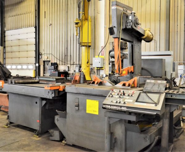 HEM VT140HA-60 Vertical Band Saw (2011) 1