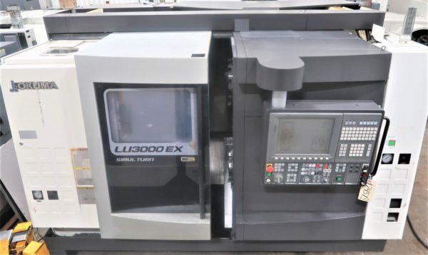 Okuma LU3000EX-II - 2013 1