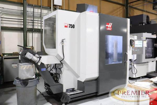 Haas UMC-750 (2014) 1