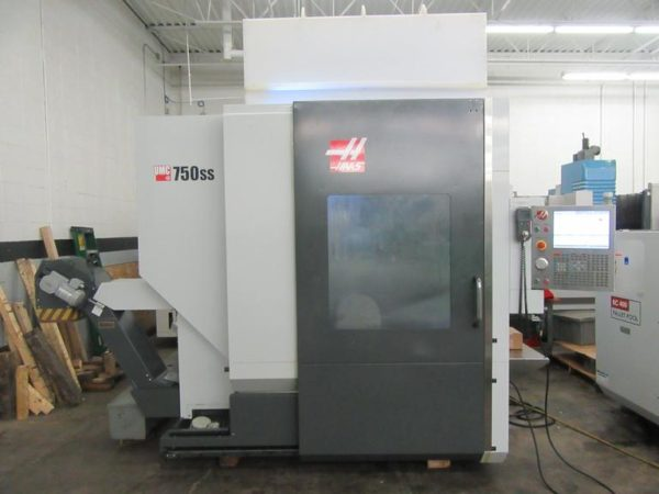Haas UMC-750SS - 2016 1