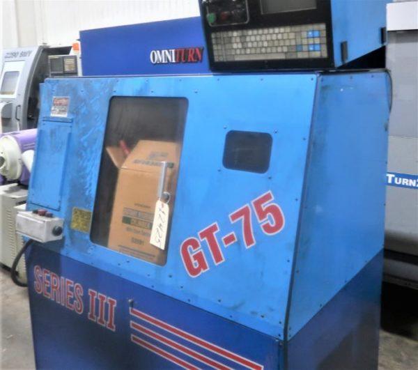 Omniturn GT-75 Series III (2001) 1