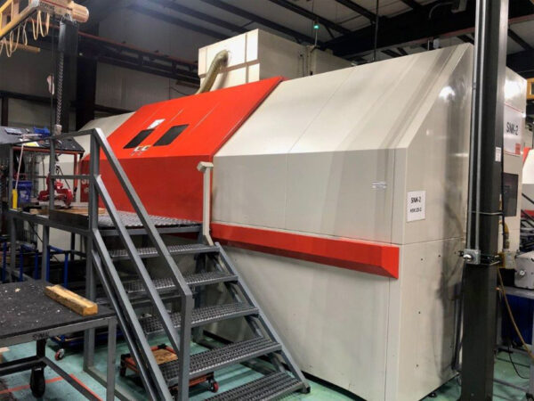 SNK HPS 120B CNC 5 Axis High Speed Profiler Extended Y Axis 1