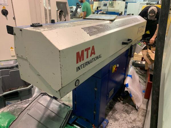 MTA International V-65LE Barfeed 1