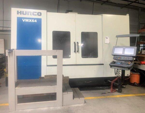 Hurco VMX64/40T (5-Axis) (2004) 1