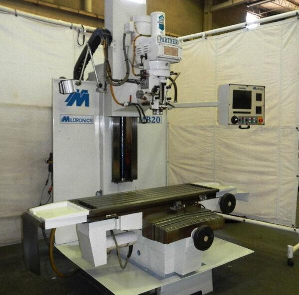 Milltronics MB20 Toolroom Mill (1999) 1