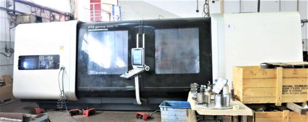 DMG Mori CTX Gamma 3000TC (2012) 1