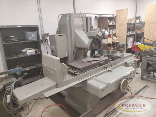 Gallmeyer & Livingston - Grand Rapids Model 570 Grinder 1