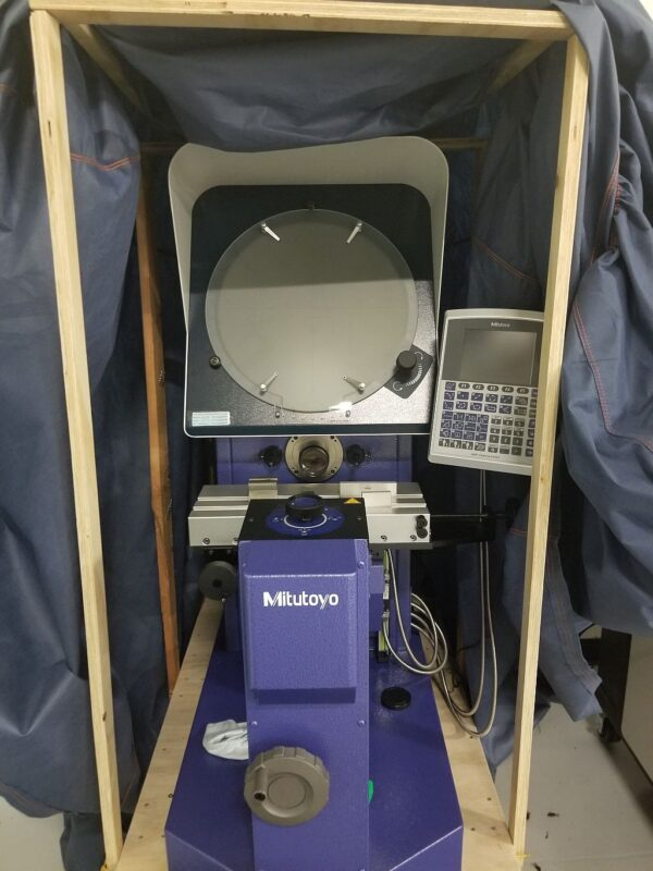 Mitutoyo PH-A14 Optical Comparator 1